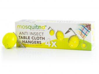 MOSQUITNO TABLECLOTH HANGERS