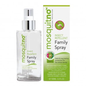 MOSQUITNO INSECT REPELLENT FAMILY SPRAY 100 ML