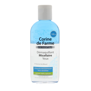 CORINE DE FARME MICELLAR EYE MAKE-UP REMOVER, 100 ML