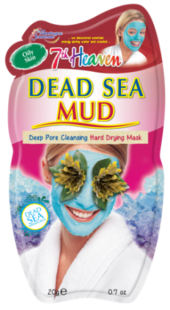 7th Heaven DEAD  SEA MUD