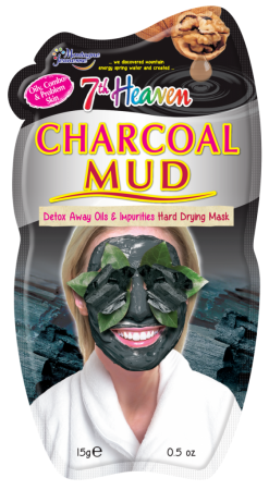 7th Heaven CHARCOAL MUD