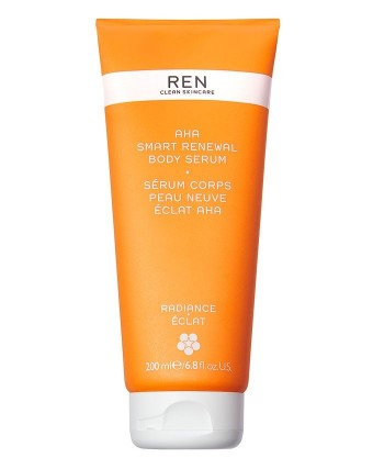 REN AHA SMART RENEW BODY SERUM 200ML
