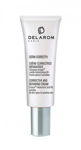 DELAROM CORRECTIV AND REPAIRING CREAM 40 ML