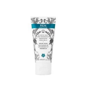 REN Atlantic Kelp and Magnesium Energising hand balm, 50 ml