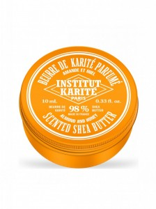 INSTITUT KARITE SCENTED SHEA BUTTER – ALMOND AND HONNEY 50 ML
