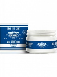INSTITUT KARITE SHEA NIGHT CREAM 50 ML