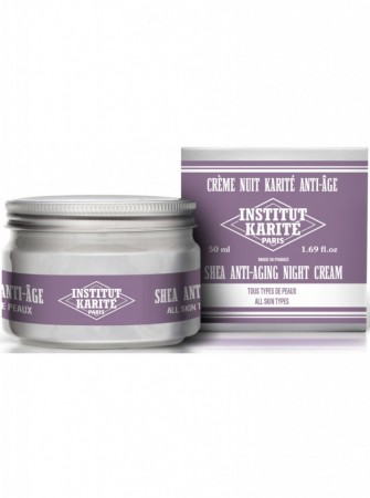 INSTITUT KARITE SHE ANTI-AGE NIGHT CREAM 50 ML