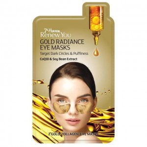 7th Heaven Renew You Gold Radiance Eye Masks