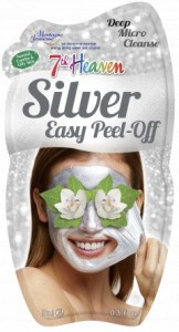 7th Heaven Silver Easy Peel-Off, 10 ml