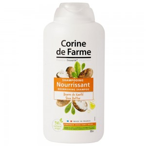 CORINE DE FARME NOURISHING SHAMPOO SHEA BUTTER 500 ML