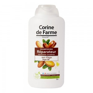CORINE DE FARME REPAIRING SHAMPOO ARGAN OIL 500 ML