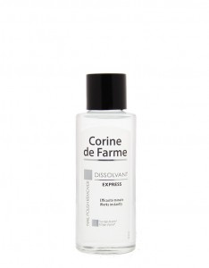 CORINE DE FARME NAIL POLISH REMOVER 100 ML