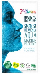 7TH HEAVEN STARDUST HEAVENLY AQUA MARINE PEEL-OFF