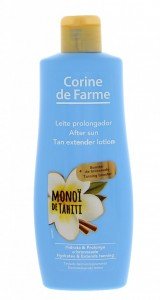 "CORINE DE FARME AFTER SUN LOTION ""LONGER TAN"" 150 ML"