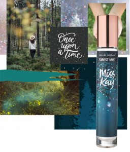 MISS KAY FOREST MIST parfumska voda, 25 ml