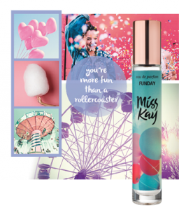 MISS KAY FUNDAY parfumska voda, 25 ml