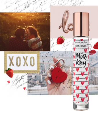 MISS KAY FIRST LOVE parfumska voda, 25 ml