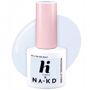 HH UV GEL #417 SMOKY WHITE 5 ml