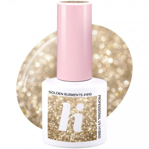 HH UV GEL #410 GOLDEN ELEMENTS 5 ml