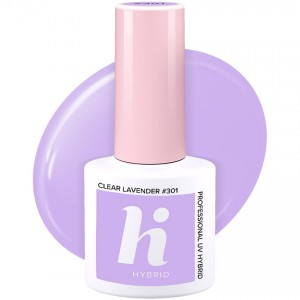 HH UV GEL #301 CLEAR LAVANDER 5 ml