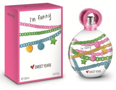 SWEET YEARS I'm funny EDT 100ml