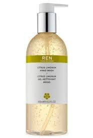 REN CITRUS LIMONUM HAND WASH 300ML
