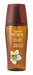 CORINE DE FARME DRY OIL SPF 20, 150 ML