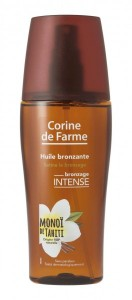 CORINE DE FARME TANNING OIL 150 ml