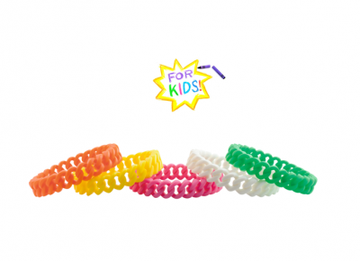 MOSQUITNO CITRONELLA CONNECTED BRACELET KIDS