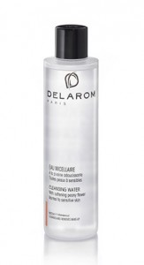 DELAROM CLEANSING WATER 200ML