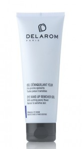 DELAROM EYE MAKE-UP REMOVER GEL 75 ML