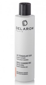 DELAROM GENTLE CLEANSING MILK 200ML