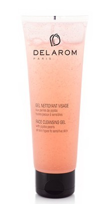 DELAROM  FACE CLEANSING GEL 125 ML