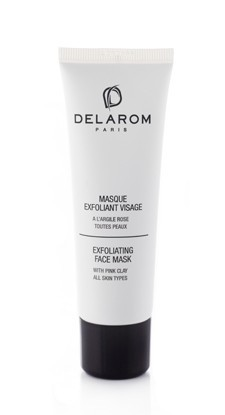 DELAROM EXFOLIATING FACE MASK 50 ML