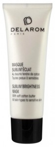 DELAROM SUBLIM BRIGHTNESS MASK 50 ML