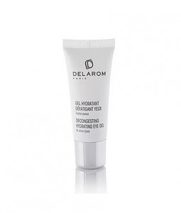DELAROM DECONGESTING HYDRATING EYE GEL 15 ML