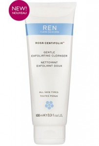 REN ROSA CENTIFOLIA GENTLE EXFOLIATING CLEANSER 100 ML