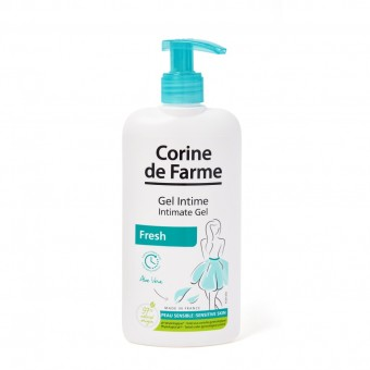 CORINE DE FARME BIO INTIMATE GEL FRESH ALOE VERA 250 ML