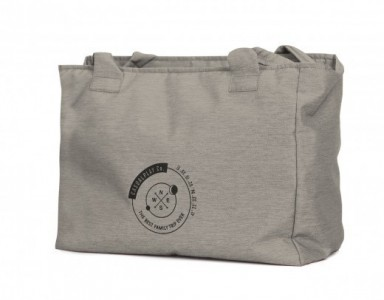 "CASUALPLAY BAG ""THE TRAVELLERS"" Previjalna torba"
